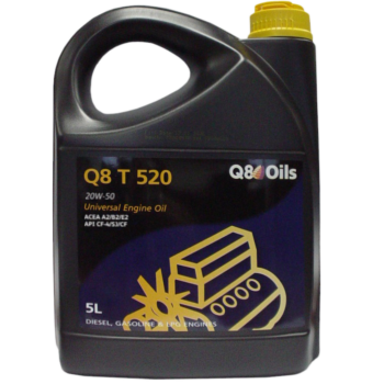 Q8 T 520 20W-50