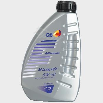 Q8 Formula M Long Life 5W-40