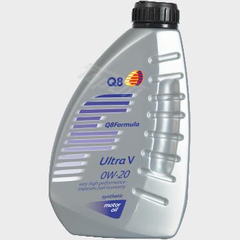 Q8 Formula Ultra V 0W-20