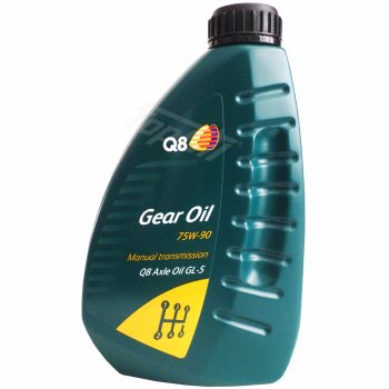 Q8 Axle Oil GL-5 75W-90