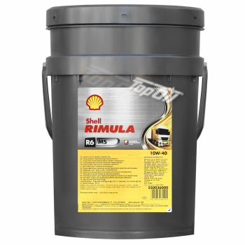 Shell Rimula R6 MS 10W-40