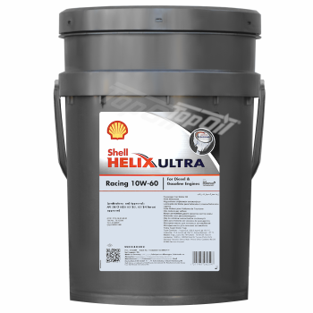 Shell Helix Ultra Racing...