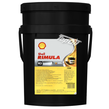 Shell Rimula R3 10W