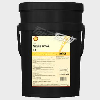 Shell Omala S2 GX 68