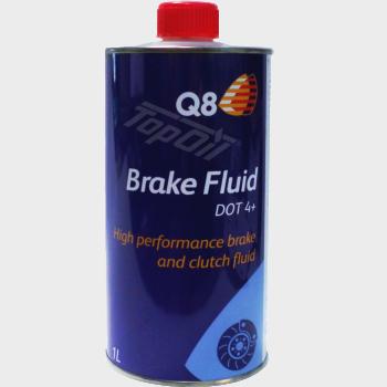 Q8 Brake Fluid DOT 4+