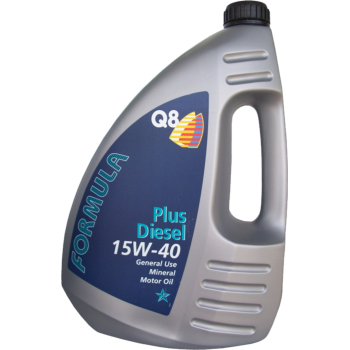 Q8 Formula Plus Diesel 15W-40