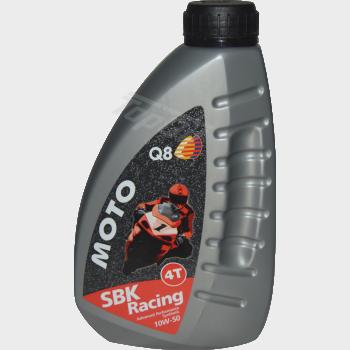 Q8 Moto SBK Racing 10W-50