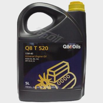 Q8 T 520 15W-40