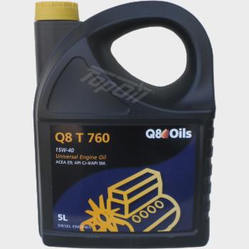 Q8 T 760 15W-40